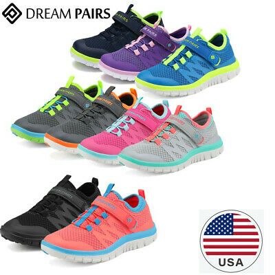 DREAM PAIRS Children Sports Kids Shoes Boys Girls Running Sneakers Athletic