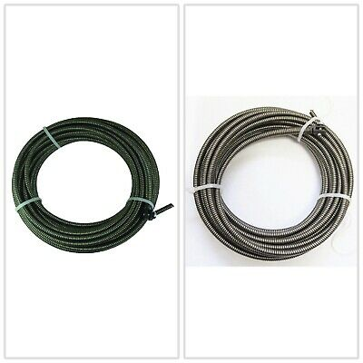 """Drain Cleaning Machine Cable Slotted-End Cables BrassCraft BC-260 5/16"""" x 50Ft"""