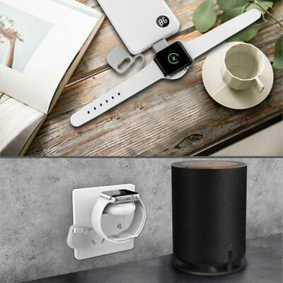 Portable Smart Watch Wireless USB Charger Fast Charging Base for iWatch Apple