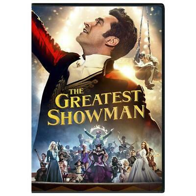 The Greatest Showman (DVD 2018) NEW