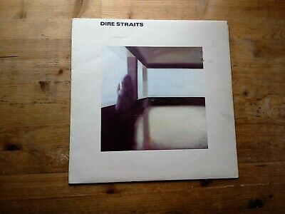 Dire Straits Self Titled Very Good Vinyl Record 9102 021