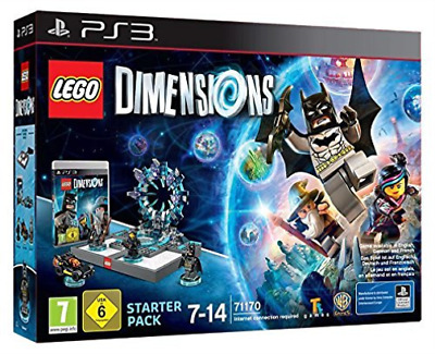 PS3-Lego Dimensions - Starter Pack /PS3 GAME NEW