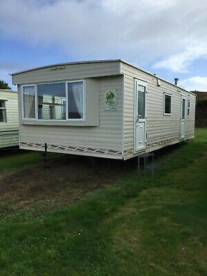 Cheap Used Static Caravan for sale - 2 bedrooms Double galzing
