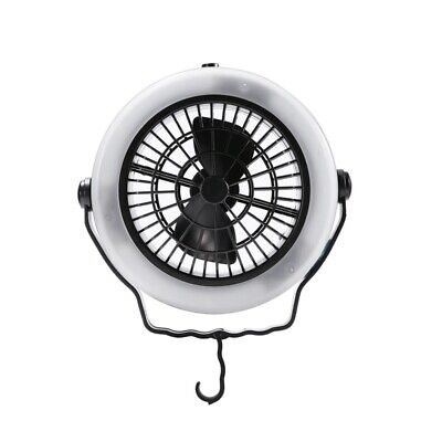 1X(LumièRe de Camping Usb Powered Light Tente sur Ventilateur de Plafond Lu B7O1
