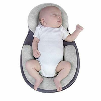 Baby Pillow Anti Rollover Mattress for 0-12 Month Baby Sleep Positions