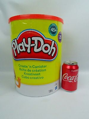 Sealed Play-Doh Create N Canister 45 Accessories 20 Tubs Of Play-Doh Xmas Gift