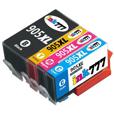4x Ink Cartridges Compatible for HP 905XL Officejet Pro 6950 6956 6960 6965 6978