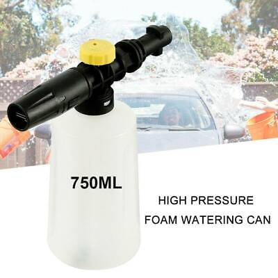 Snow Foam Lance Bottle Cannon Gun For Car Washer Karcher K2-K7 750ML Blaster Gun