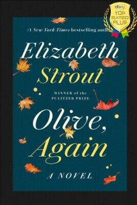 ✅🔥🔥🔥✅Olive, Again (Olive Kitteridge #2) by Elizabeth Strout eversion P D F ✅