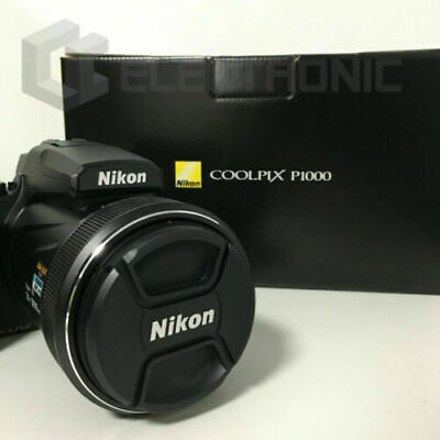 Nuevo Nikon COOLPIX P1000 Digital Camera