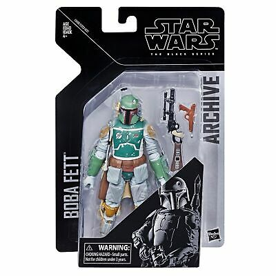 Star Wars Hasbro The Black Series Archive Boba Fett