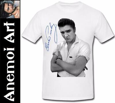T478 Signed Michael Buble t shirt tee t-shirt autograph signature Picture Gift