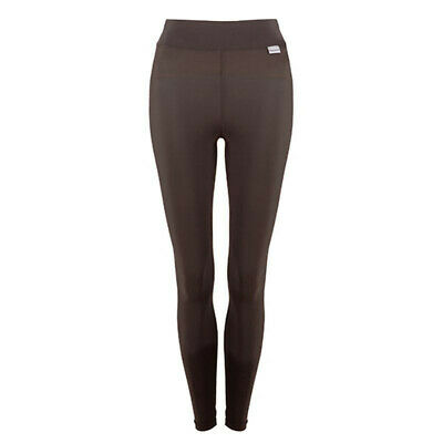 Proskins Slim Leggings Anti Cellulite and Compression PLUS, Chocolate UK 18