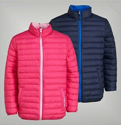 Boys Girls Harvey And Jones Ultralight Packable Jacket Sizes Age from 3 to 10