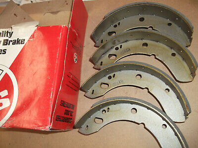 BEDFORD CA 1962 to 1969   NEW FRONT REAR BRAKE LININGS E119