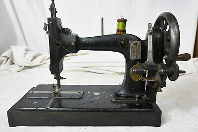 collection machine a coudre GRITZNER antique colector  sewing machine no singer