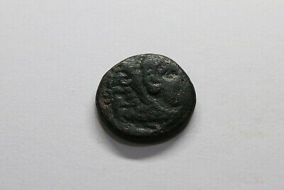 ANCIENT GREEK COIN WITH 6.29 Gr. NICE PORTRAIT B18 #9077