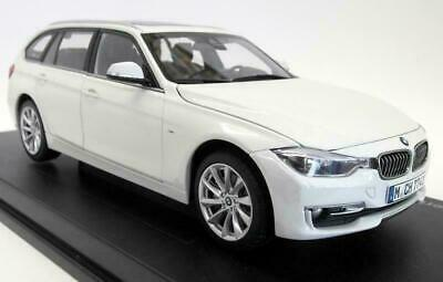 BMW 3 Series TOURING F31 (alpine white) 1/18 PARAGON 80432244242