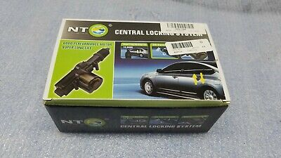 Nt Central Locking System For Vehicles With 12V 4 Doors Universal