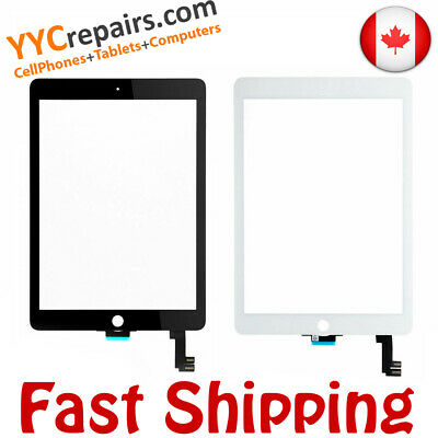 OEM Glass Touch Screen Digitizer Replacement for iPad Air 2 2nd Gen A1566 A1567
