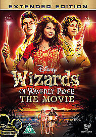 Wizards Of Waverly Place - The Movie - 2010 Selena Gomez New Sealed Region 2 DVD