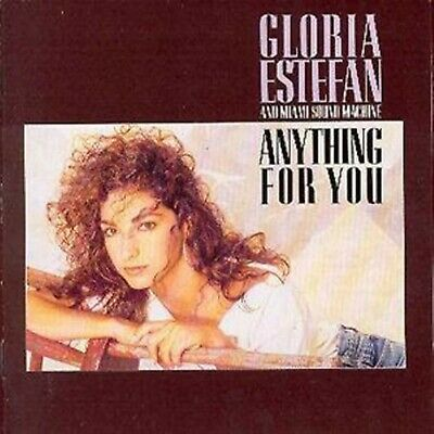 Anything For You - Gloria Estefan - (2003) Brand New and Sealed Music Audio CD