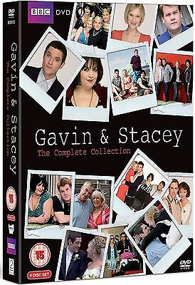 Gavin And Stacey - Complete Series 1 2 3 Box Set Christmas Special New Uk R2 Dvd