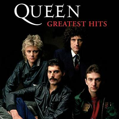 Queen - Greatest Hits - Remaster + Digital Booklet 1994 Brand New Music Audio CD