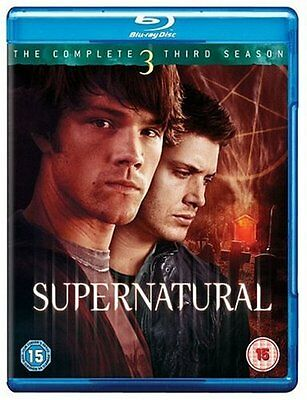 Supernatural - Complete Series - 3 Third Season Jared Padalecki New Region 2 DVD