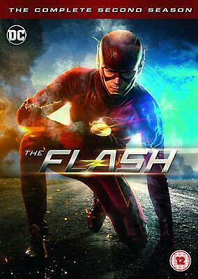 The Flash - Season 2 Grant Gustin, Candice Patton NEW SEALED UK REGION 2 DVD PAL