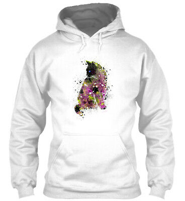 New Dripping Tiger Black Hoodie Sweatshirt S-5XL beast neon animal mma lion