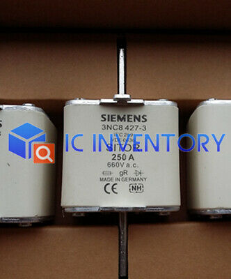 1PCS NEW in box Siemens 3NC8 427-3 250A 660V One year warranty
