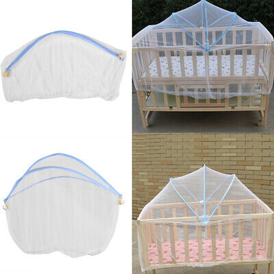 Foldable Infant Baby Mosquito Net Travel Tent Canopies Cradle Bed Bedding GL