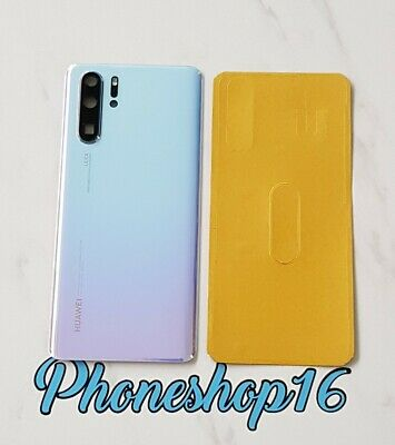 Original Huawei P30 PRO Akkudeckel Deckel Backcover Breathing Crystal + Kleber A