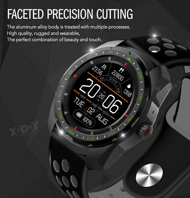 XGODY Smart Watch IP68 Fitness Tracker Fit Women Men for Android/iPhone/Samsung