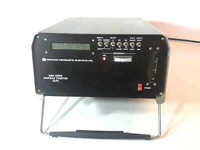 Particle Measuring Systems PMS ULPC-DD PC-101 Disk Drive Particle Counter