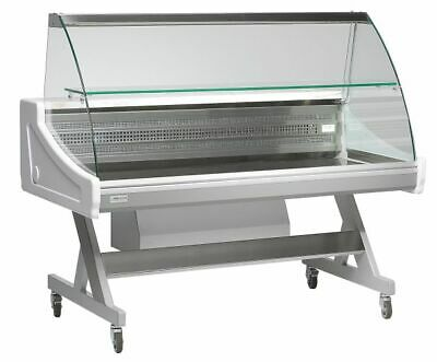 Refrigerated Display Sado 1000x790x1233 mm, with Lighting, 230 V, Counter