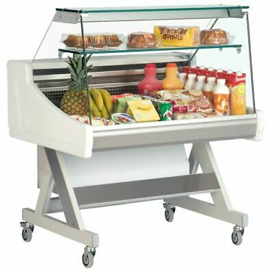Refrigerated Display Sado 1500x790x1233 mm, with Lighting, 230 V, Counter
