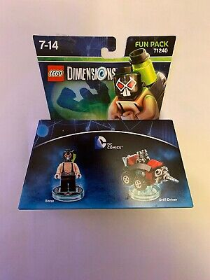 LEGO DIMENSIONS STORY, LEVEL AND FUN PACKS PS3 PS4 XBOX 360 XBOX ONE Wii U NEW
