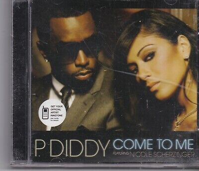 P Diddy-Come To Me cd maxi single