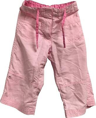 Girls Miss.M Pink Trousers Age 3 Years PJ302