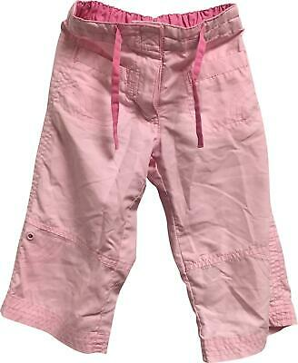 PRE-OWNED Girls Miss.M Pink Trousers Age 3 Years PJ302