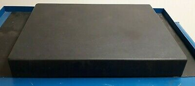 "Do All 0.0002 Black Granite Surface Plate 36x24x3"" Machinist Layout Part Making"