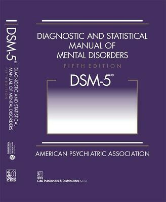 Diagnostic and Statistical Manual of Mental Disorders - DSM-5 {P.D.F Format}