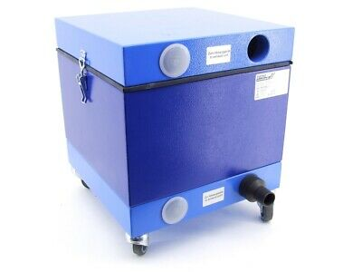Fuchs KKFFM01 Container Container F/ Vacuum Suction Unit Removable Filter Device