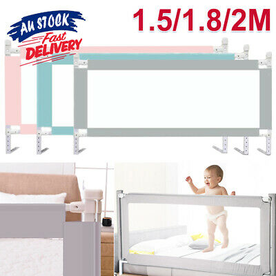 Infant Rail Toddler Adjustable Lift Baby Child Guard Summer Universal Bed ACB#