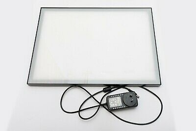 A3 Slim Panel LED Light Box Table Negatives Tracing Art