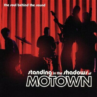 Various Artists - Standing In the Shadows Of Motown - Various Artists CD GIVG