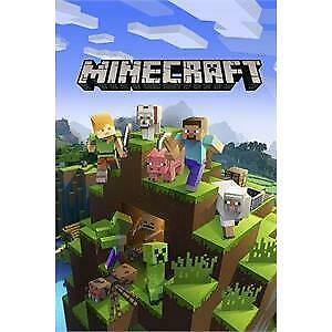 Microsoft Minecraft Starter Collection Xbox One video game Starter pack