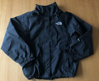 * Bnwd * The North Face Ladies Black 3 In 1 Hyvent Jacket/ Fleece Size Xs